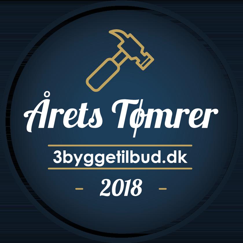 Årets tømrer 2018
