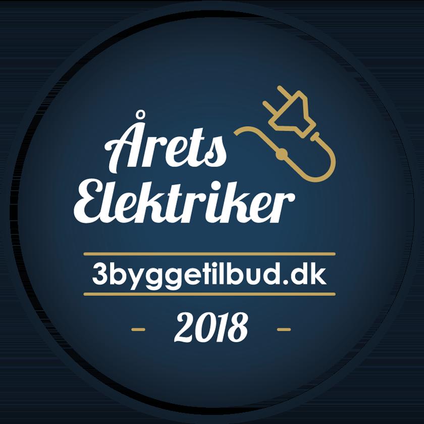 Årets elektriker 2018