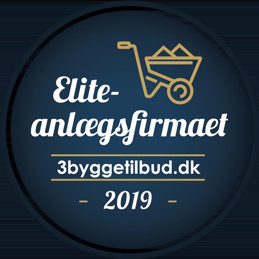 Elite anlægsfirmaet 2019