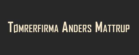 Tømrerfirmaet Anders Mattrup