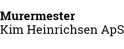 Murermester Kim Heinrichsen ApS