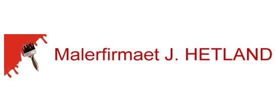 Malerfirmaet J Hetland V/ Jens Hetland Hansen