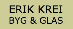 Erik Krei Byg & Glas